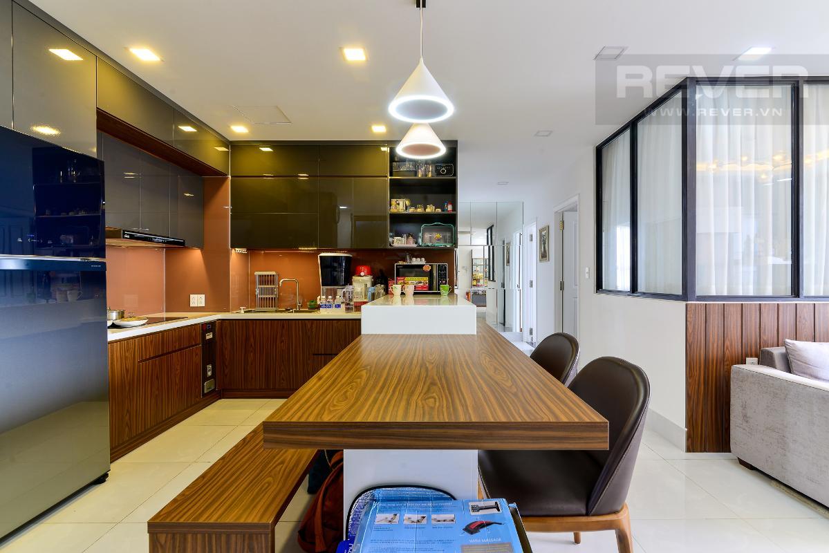 _DSC4741 Bán căn hộ The Botanica 3PN, tầng thấp, diện tích 99m2, đầy đủ nội thất, căn góc view thoáng