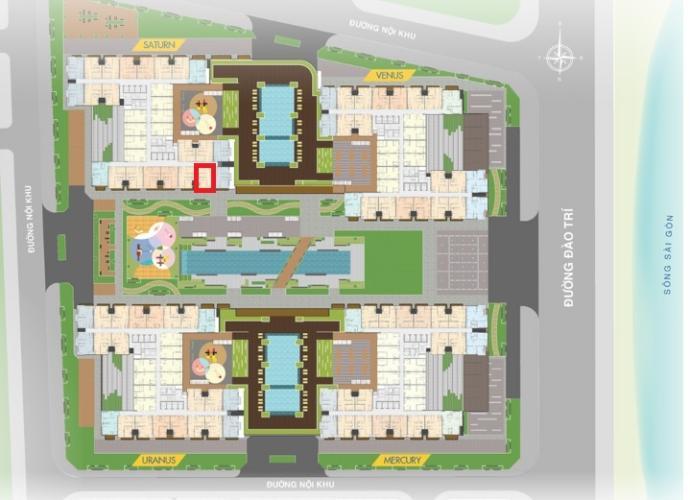 Bản vẽ dự án Q7 Saigon Riverside Bán căn hộ tầng cao Q7 Saigon Riverside, view nội khu thoáng mát, tiện ích đẳng cấp, giao dịch nhanh.