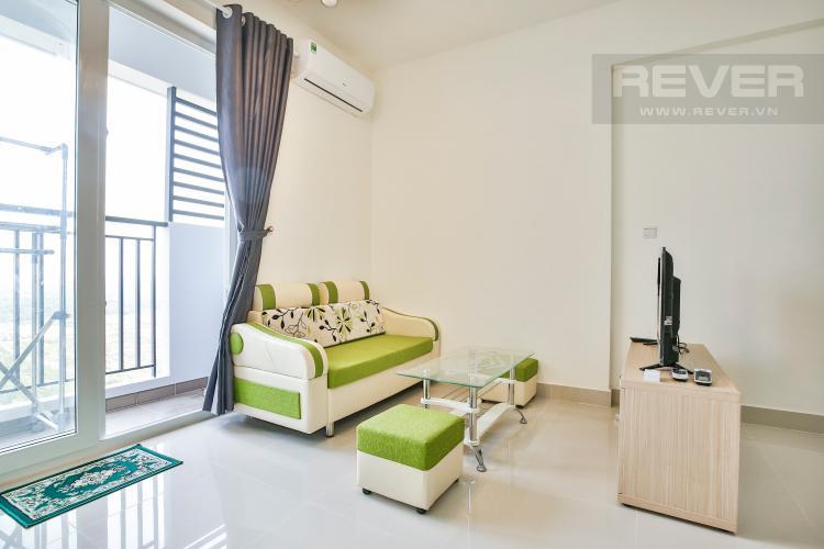 Phòng Khách Căn hộ The Park Residence 2 phòng ngủ tầng trung B5 đầy đủ tiện nghi