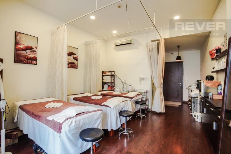 Không Gian Bên Trong Bán căn hộ officetel Lexington Residence, tầng thấp, diện tích 35m2, không có nội thất