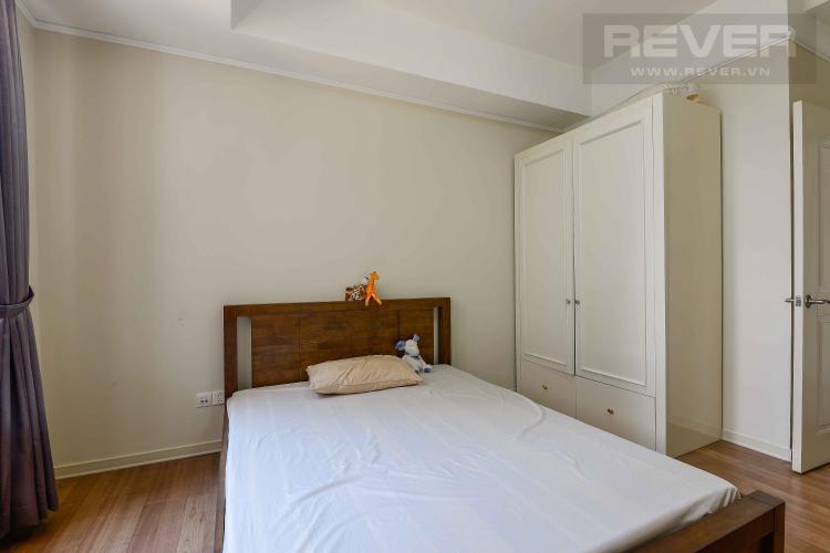 Phòng Ngủ 2 Cho thuê căn hộ Imperia An Phú 3PN, tầng thấp, diện tích 115m2, đầy đủ nội thất, view Landmark 81