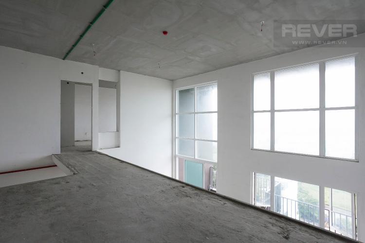 Nhà Thô Vista Verde Bán căn hộ duplex Vista Verde 3PN, tháp Orchid, diện tích 119m2, bàn giao nhà thô