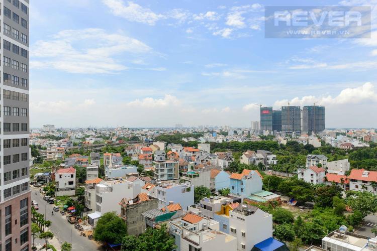 View Cho thuê căn hộ The Sun Avenue 2PN, diện tích 75m2, đầy đủ nội thất