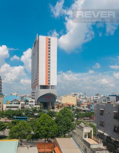 View Căn hộ dịch vụ 284 Điện Biên Phủ, căn góc view đẹp, đầy đủ tiện nghi