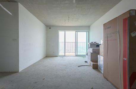 Căn hộ Vista Verde 3 phòng ngủ tầng cao T2 nhà trống