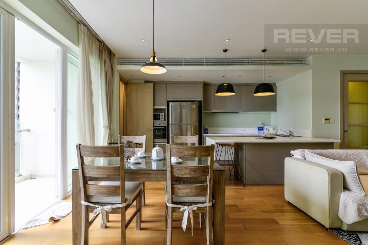 Phòng Ăn & Bếp Bán căn hộ Diamond Island - Đảo Kim Cương 2PN, đầy đủ nội thất, view sông thoáng mát