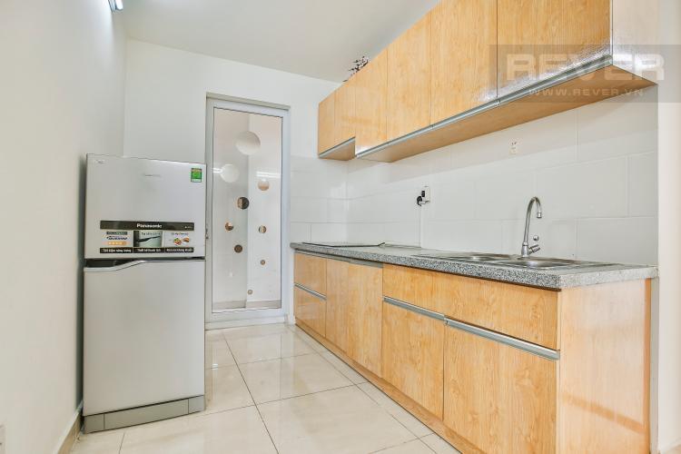 Bếp Căn góc CBD Premium Home 3 phòng ngủ tầng trung tòa Happy
