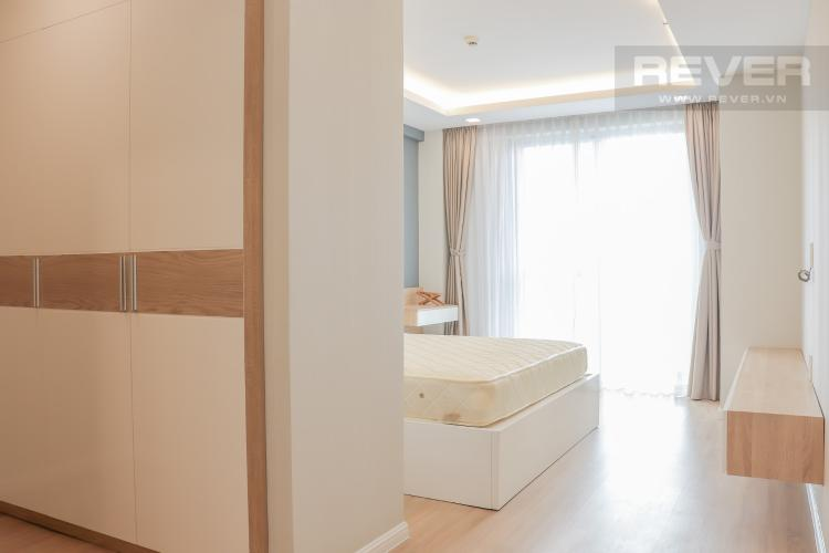 Phòng Ngủ Master Cho thuê căn hộ Scenic Valley 3PN, tầng thấp, block C, đầy đủ nội thất, view sông thoáng đãng