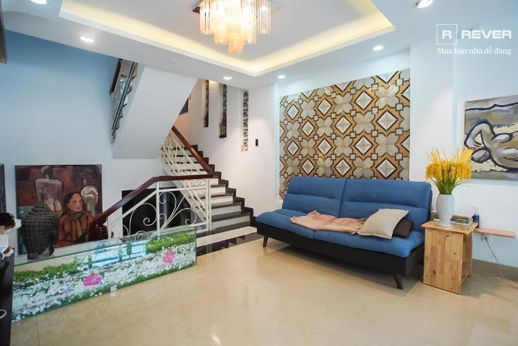 Bán nhà 4 tầng Tân Quy, Quận 7, sổ hồng, đầy đủ nội thất, cách MT Nguyễn Thị Thập 400m