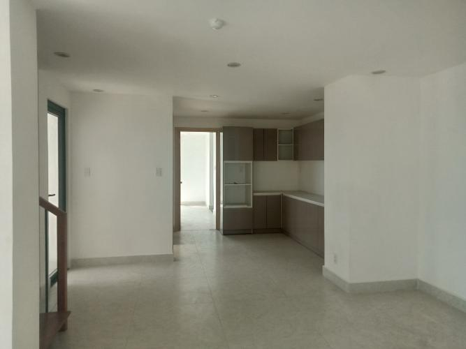 Căn hộ Đạt Gia Residence, Thủ Đức Căn hộ Penthouse Đạt Gia Residence nội thất cơ bản, thoáng mát.