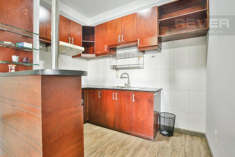 Bếp Căn hộ Orient Apartment 3 phòng ngủ tầng thấp A3 đầy đủ nội thất