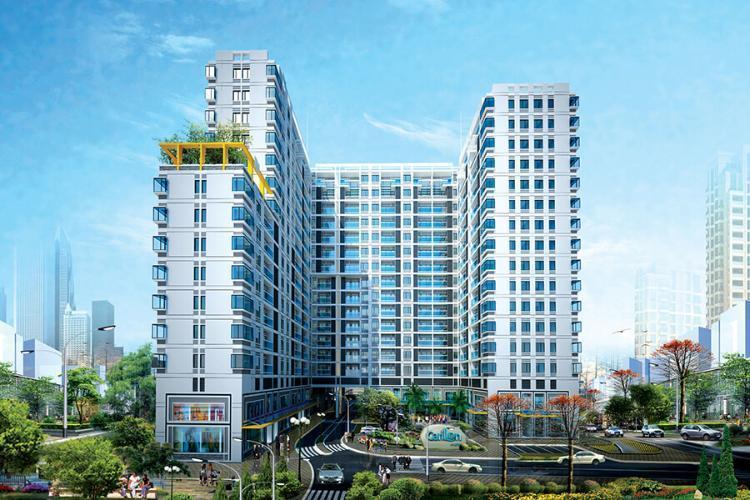 Căn hộ Carillon Apartment, Tân Bình Căn hộ Carillon Apartment tầng 14, view hồ bơi thoáng mát