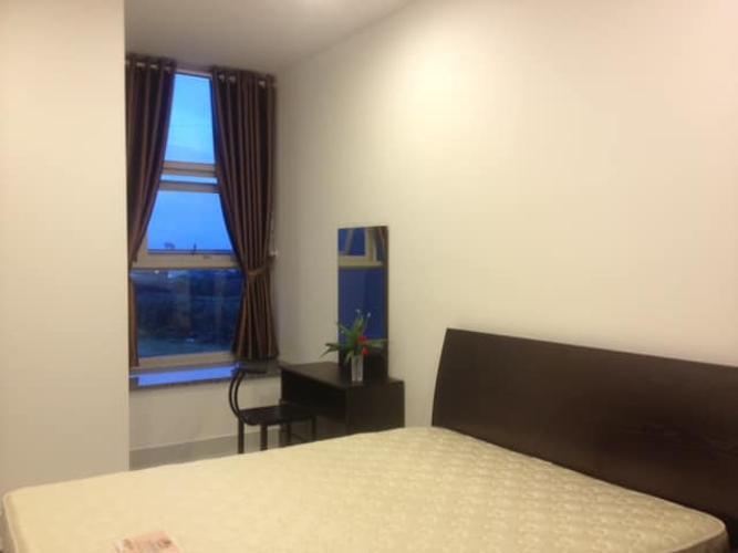 Phòng ngủ căn hộ La Casa Căn hộ chung cư La Casa đầy đủ nội thất cao cấp, view thành phố.