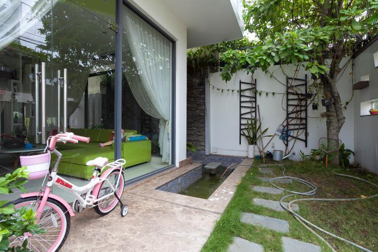 Tổng Quan Nhà phố 4 phòng ngủ Đường Số 6B Quận Bình Tân