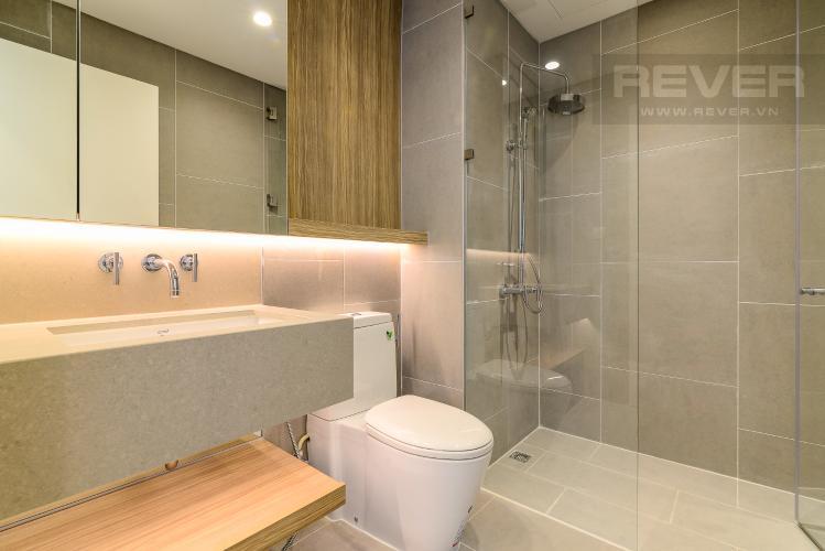 Phòng Tắm 1 Cho thuê căn hộ City Garden tầng thấp, 3PN đầy đủ nội thất, có thể dọn vào ở ngay