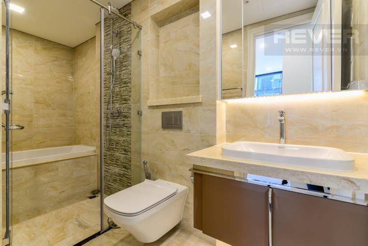 Phòng Tắm 2 Cho thuê căn hộ Vinhomes Golden River tầng cao, 2PN, view đẹp, đa tiện ích