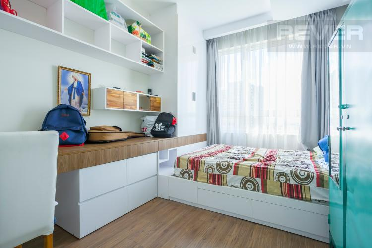 Phòng Ngủ 1 Căn hộ Tropic Garden 2 phòng ngủ tầng thấp C2 nội thất đầy đủ