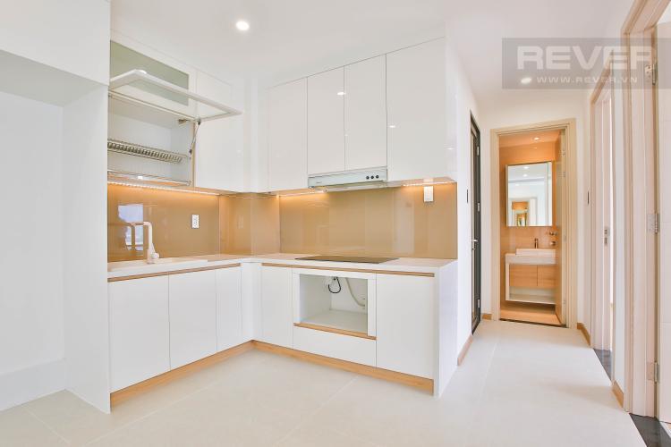 Bếp Căn hộ New City Thủ Thiêm 3 phòng ngủ tầng cao BA view sông
