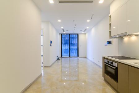 Cho thuê căn hộ officetel Vinhomes Golden River 1PN, tháp The Aqua 1, view sông Sài Gòn