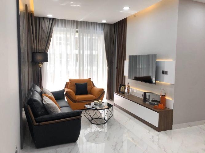 Căn hộ Phú Mỹ Hưng Midtown nội thất sang trọng, hiện đại, view thoáng.
