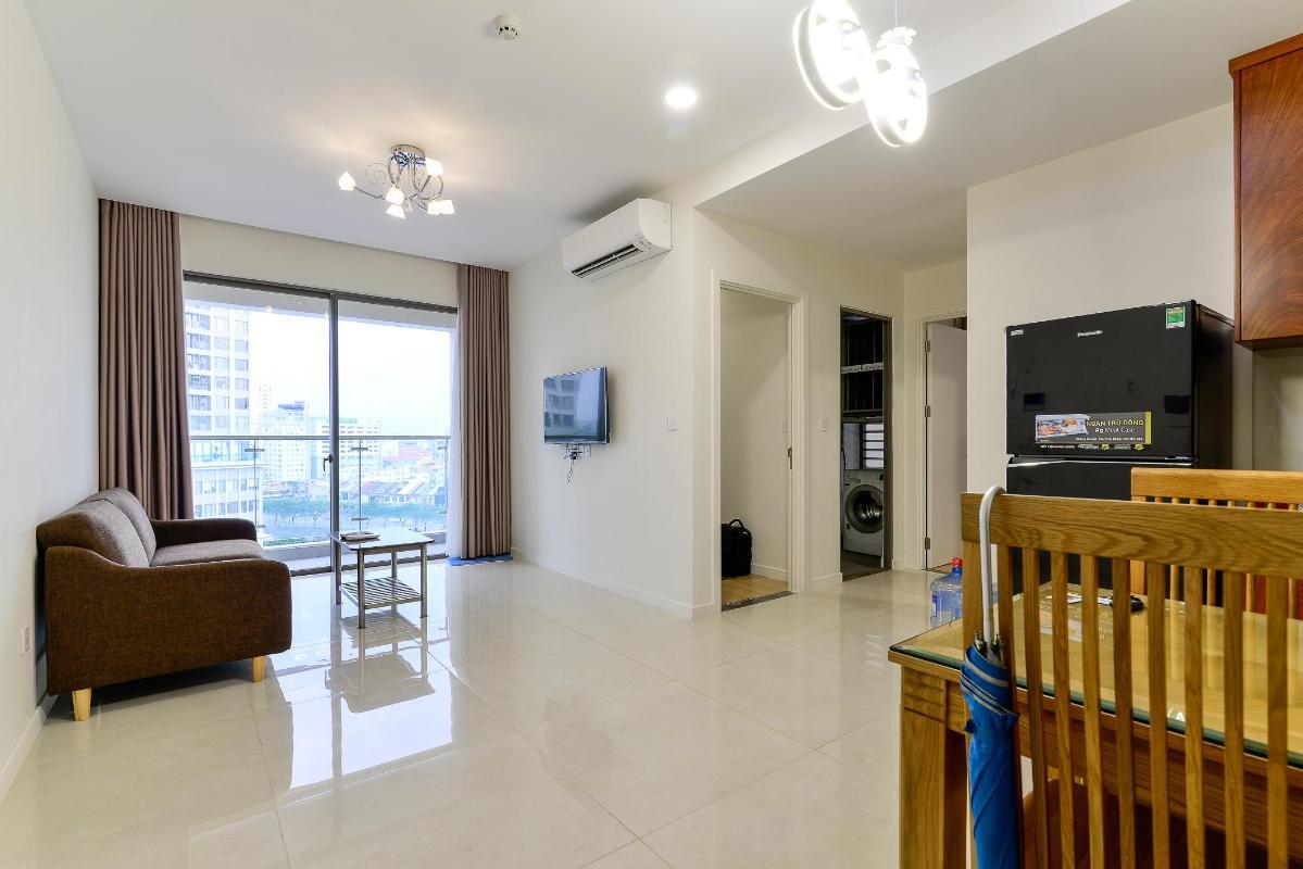 0b0473675f10b94ee001 Bán căn hộ Masteri Millennium 2PN, block B, diện tích 72m2, đầy đủ nội thất, view kênh Bến Nghé