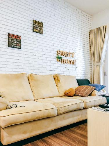 Căn hộ Docklands Sài Gòn tầng thấp, 3PN đầy đủ nội thất