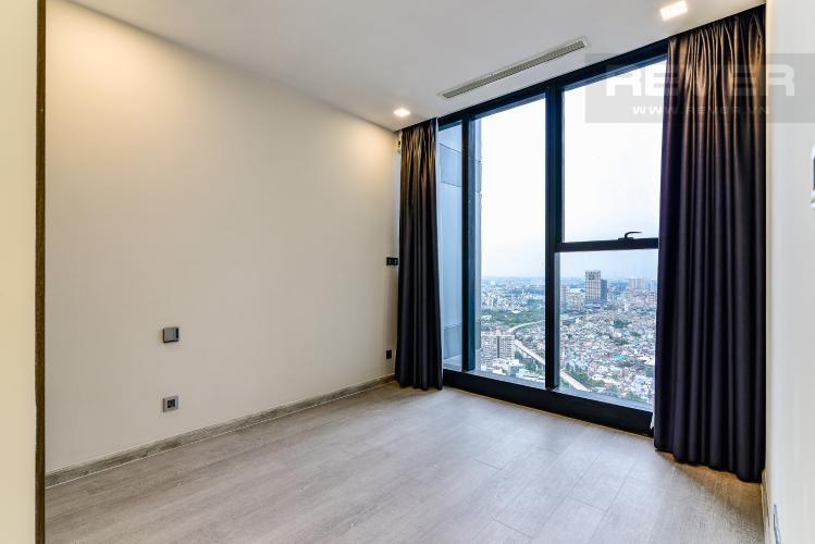 Phòng Ngủ 2 Căn hộ Vinhomes Golden River 2 phòng ngủ tầng cao A3 nội thất đầy đủ