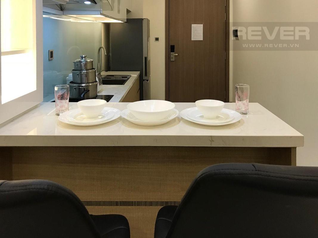 a9467bfd1b14fd4aa405 Cho thuê căn hộ 1 phòng ngủ Vinhomes Central Park, tháp Park 7, đầy đủ nội thất, view sông và công viên