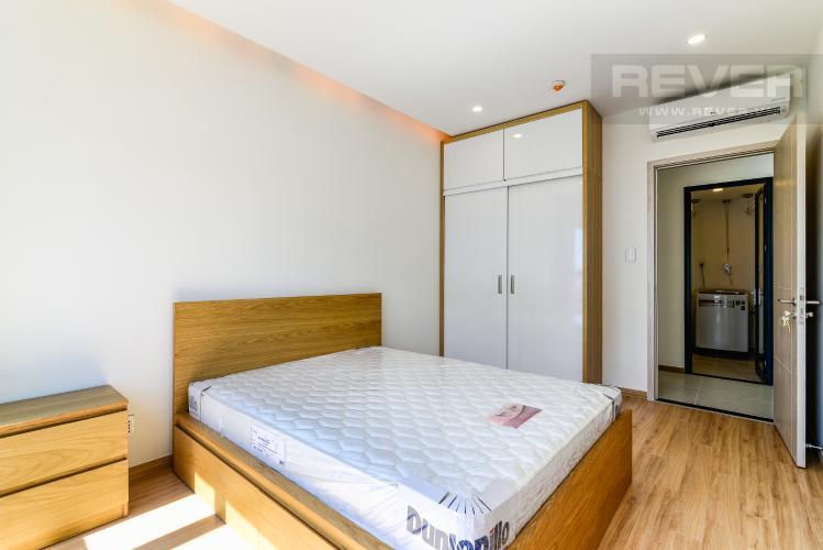 Phòng Ngủ Căn hộ New City Thủ Thiêm tầng cao Babylon 1 phòng ngủ view sông