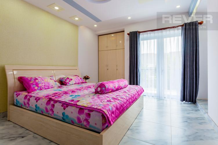 Phòng ngủ 3 Nhà phố khu compound Mega Khang Điền Quận 9 nội thất đầy đủ