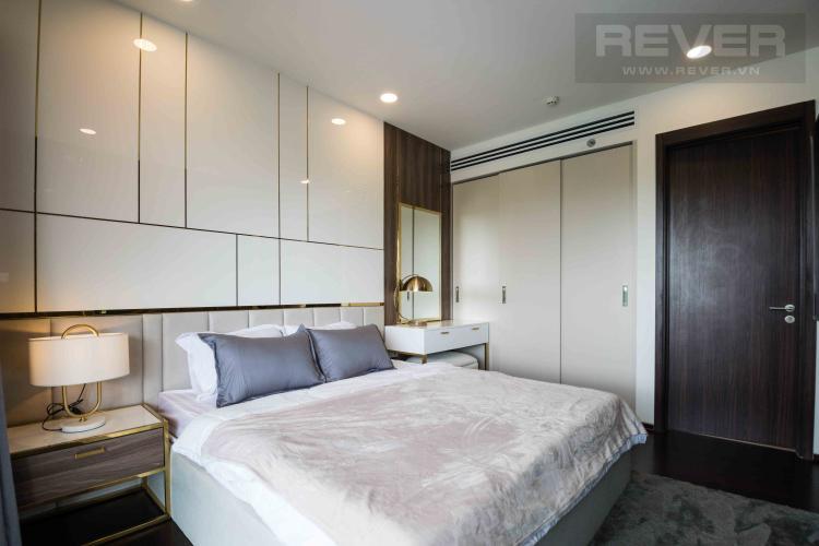 Phòng Ngủ 3 Cho thuê căn hộ duplex Serenity Sky Villas 2PN, tầng trung, diện tích 123m2, đầy đủ nội thất