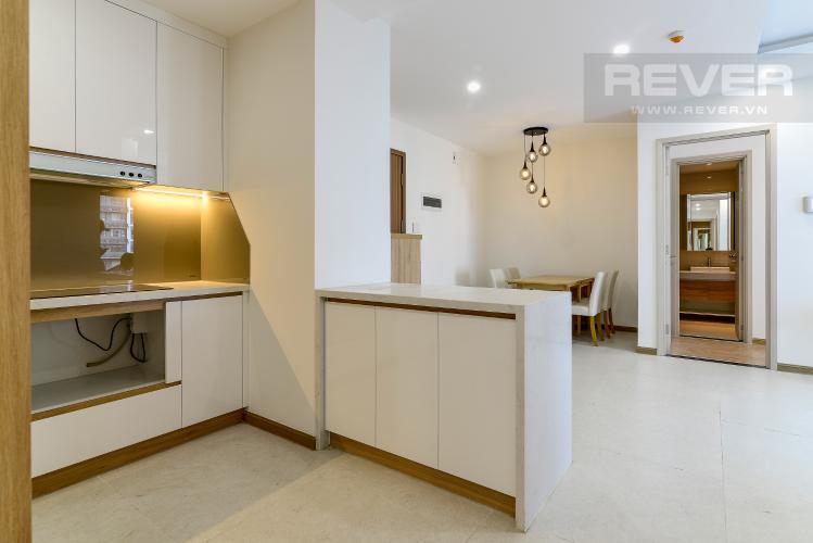 Nhà Bếp Bán hoặc cho thuê căn hộ New City Thủ Thiêm 3PN 2WC, nội thất cơ bản, view nội khu