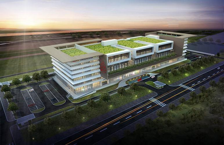 TP.HCM khởi công bệnh viện 1.000 tỷ tại huyện Bình Chánh