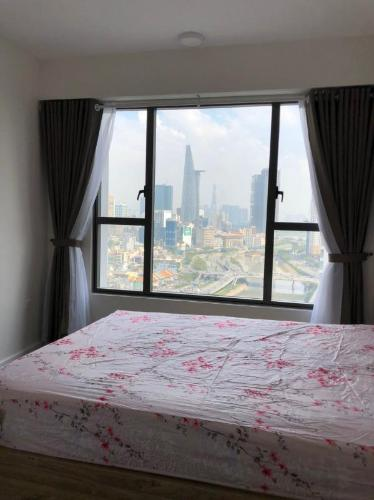 Cho thuê căn hộ RiverGate Residence 3PN, tầng trung, diện tích 110m2, nội thất cơ bản, view Bitexco