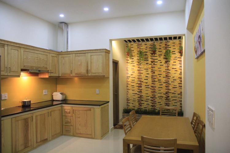 Bếp nhà phố Bình Tân Bán nhà 3 tầng đường 36, phường Bình Trị Đông, Quận Bình Tân, đầy đủ nội thất, sổ hồng chính chủ