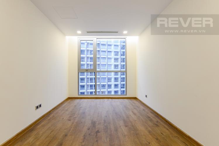 Phòng ngủ 2 Căn hộ Vinhomes Central Park 2 phòng ngủ Park 2 nội thất cơ bản
