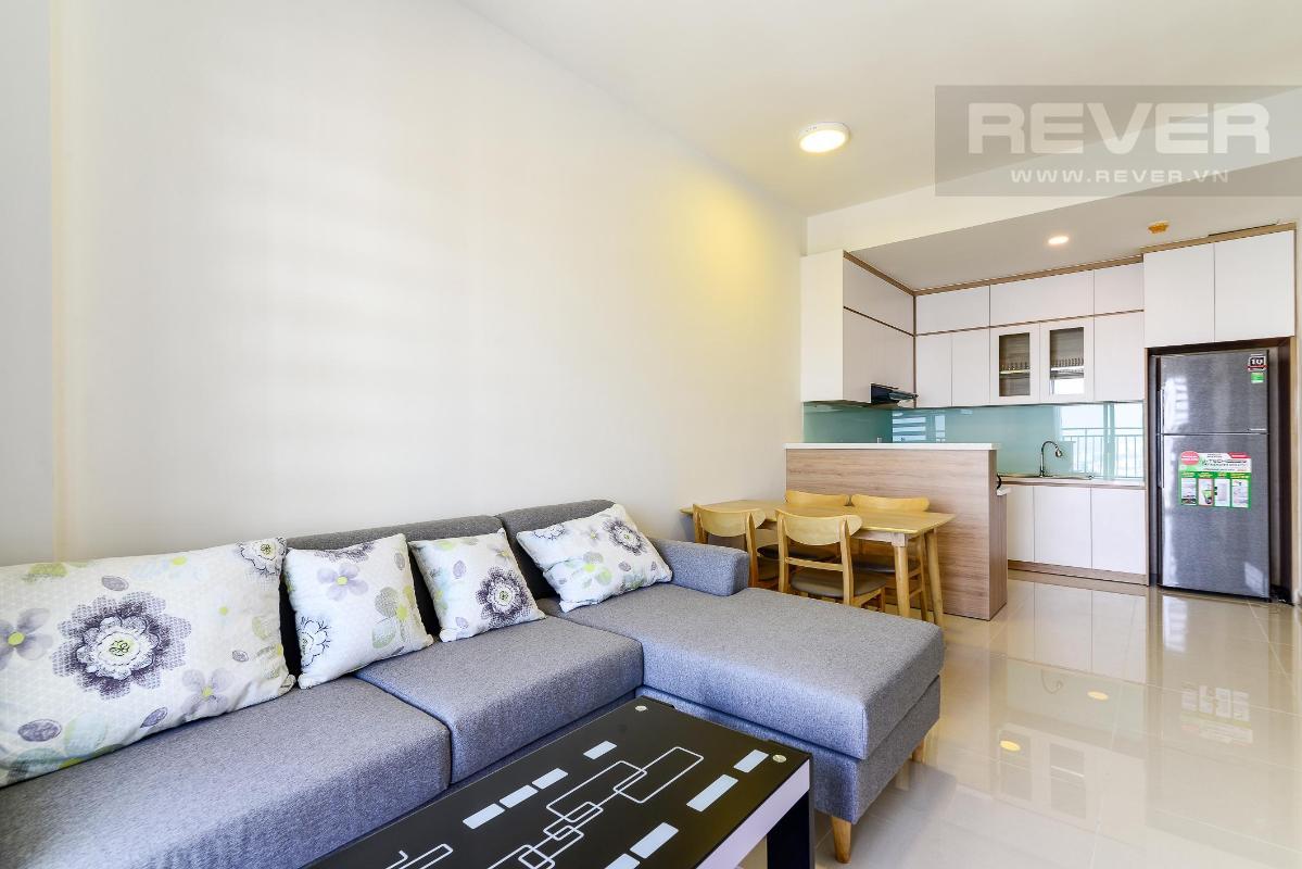 cf83f686b82a5f74063b Cho thuê căn hộ The Sun Avenue 2PN, block 2, đầy đủ nội thất, hướng Đông Nam, view thoáng