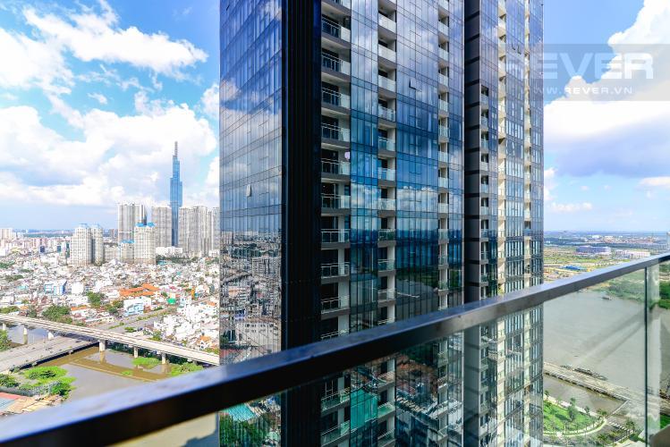 View Căn hộ Vinhomes Golden River 2PN đầy đủ nội thất view đẹp
