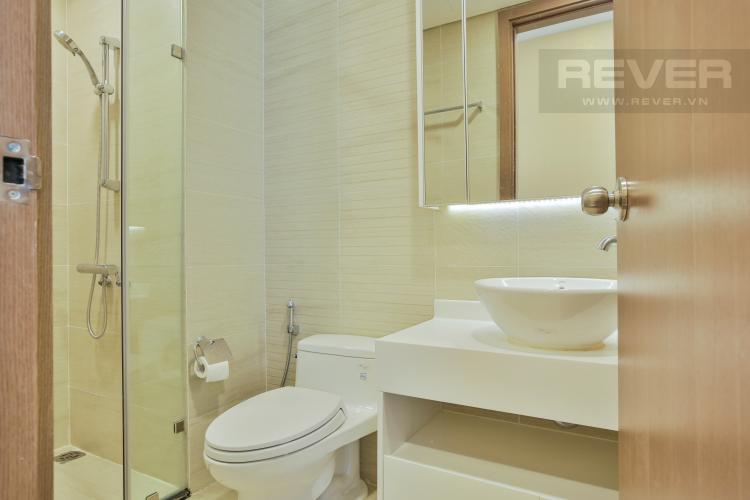 Phòng tắm 1 Căn hộ Vinhomes Central Park tầng cao hướng Đông Bắc tháp Park 1