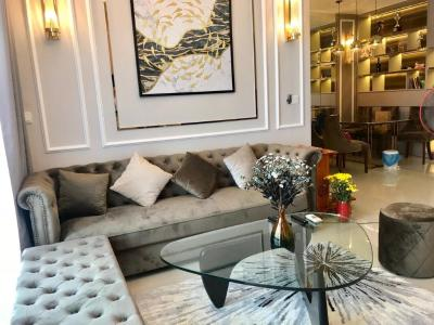 Bán hoặc cho thuê căn hộ Estella Heights 2PN, đầy đủ nội thất, view hồ bơi và sông Sài Gòn
