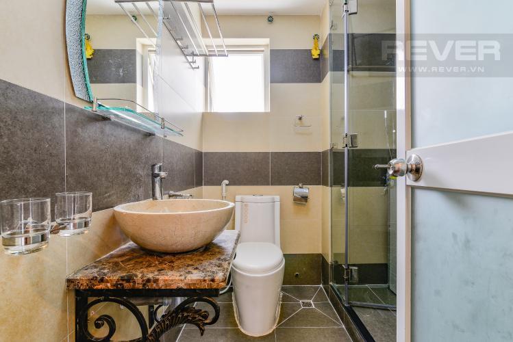 Phòng Tắm 1 Căn hộ D5 Chung cư Thế Hệ Mới 2 phòng ngủ nội thất đầy đủ