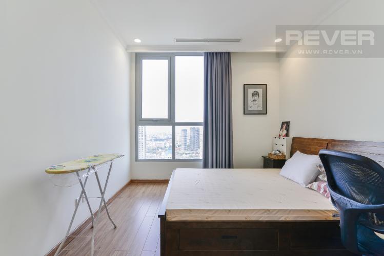 Phòng Ngủ 2 Căn hộ Vinhomes Central Park 3 phòng ngủ tầng cao C3 đầy đủ nội thất