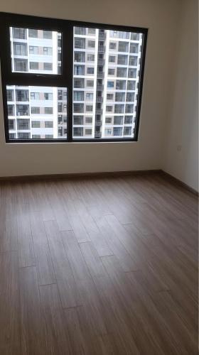 phòng ngủ 1  căn hộ Vinhomes Grand Park Căn hộ Vinhomes Grand Park tầng 16 nội thất cơ bản, view nội khu.