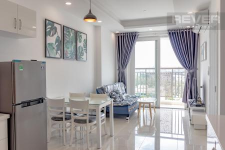 Bán căn hộ Saigon Mia 2PN, diện tích 66m2, đầy đủ nội thất, hướng Đông, view khu dân cư