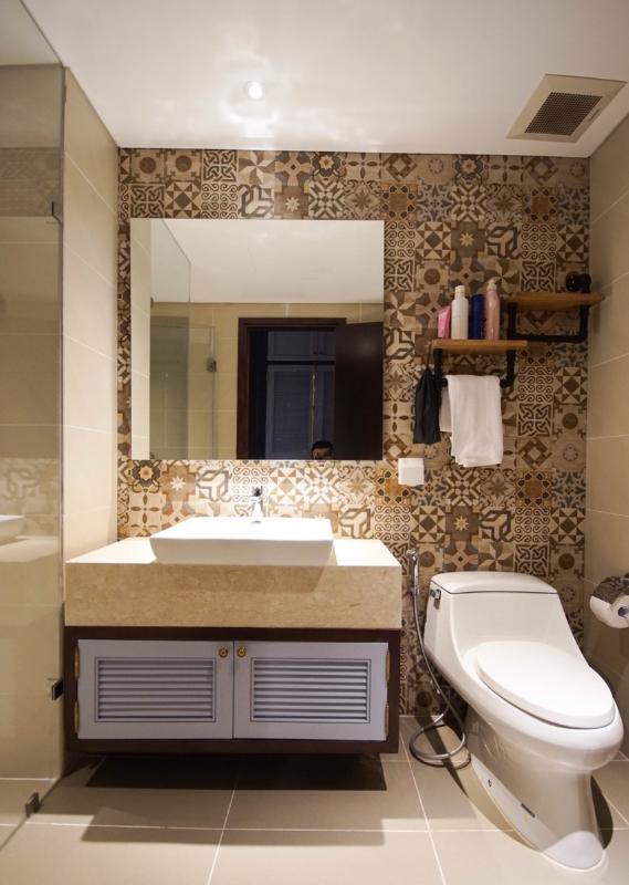 BA2205 (32) Bán căn hộ Diamond Island - Đảo Kim Cương 2PN, tháp Bahamas, đầy đủ nội thất sang trọng, view hồ bơi