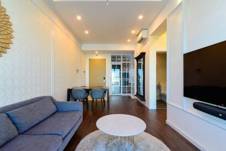 Bán hoặc cho thuê căn hộ The Ascent 2PN, đầy đủ nội thất, view Landmark 81