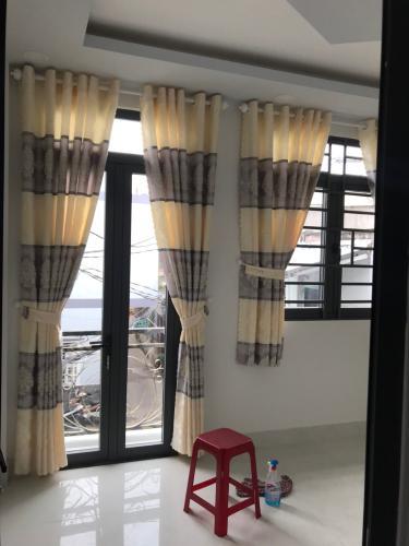 Phòng ngủ nhà phố Gò Vấp Nhà phố diện tích đất 32.5m2 nội thất cơ bản, hẻm trước nhà rộng 4m.