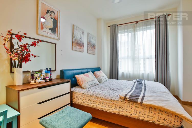 Phòng Ngủ Bán căn hộ Lexington Residence tầng cao, 1PN, đầy đủ nội thất