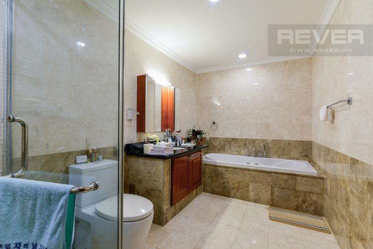 Phòng Tắm 1 Căn hộ The Manor 4 phòng ngủ tầng cao tháp G đầy đủ tiện nghi