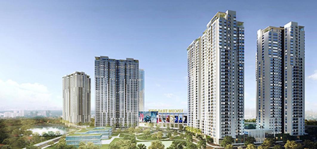 Building Masteri Thảo Điền Căn hộ Masteri Thảo Điền tầng cao, view sông thoáng mát